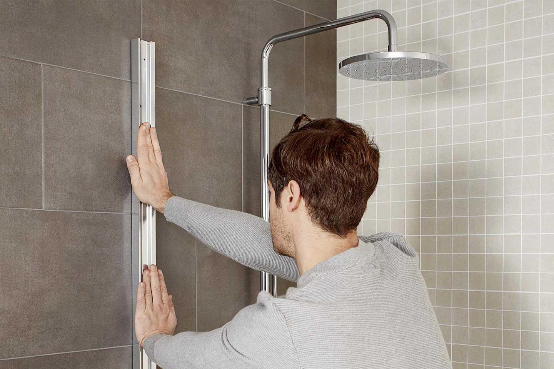 Shower Installation in London