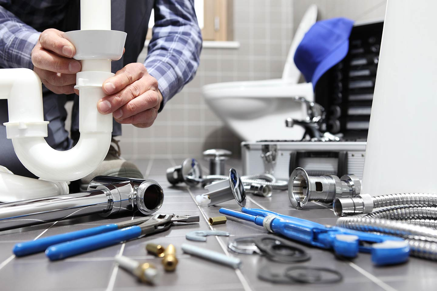Toilet Repair and Installation in London